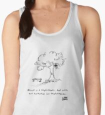 Little Lunch: The Old Climbing Tree Women's Tank Top