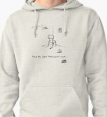 Little Lunch: The Principal's Office Pullover Hoodie