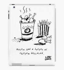 Little Lunch: The Ya-Ya iPad Case/Skin