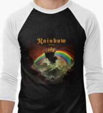 Rainbow Rising Rock Band T-Shirt