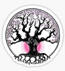 Blossom of life (2) Sticker
