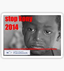 stop koney 2014 Sticker
