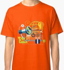 Digital marketing Classic T-Shirt