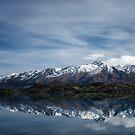 Mountain Reflections by Linda Cutche