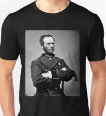 General William Tecumseh Sherman Civil War Hero T-Shirt