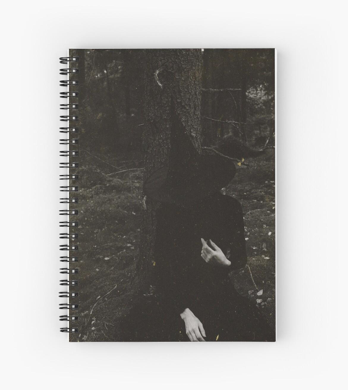 Forest Witch I by KatieMetcalfe