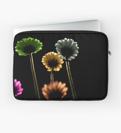 MultiColor Daisy Laptop Sleeve