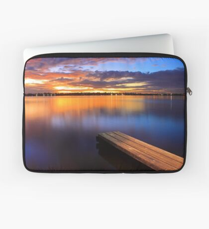 Swan River Jetty - Western Australia  Laptop Sleeve