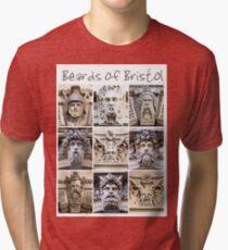 Beards of Bristol Tri-blend T-Shirt