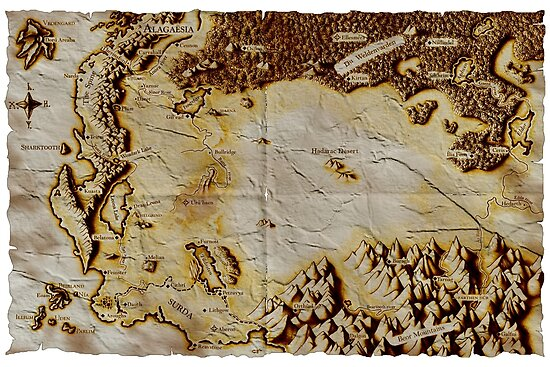 Quot Old Folded Map Of Alaga 235 Sia Quot Posters By Locokimo Redbubble