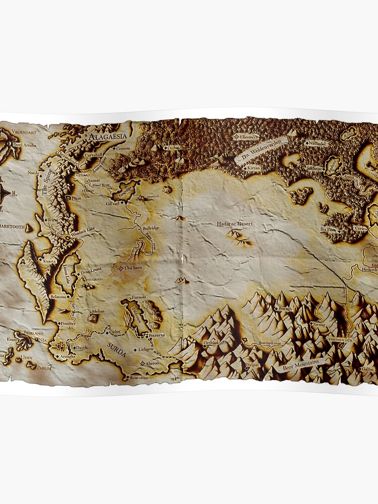 Old folded map of Alagaësia | Poster on map of faerun forgotten realms, map of hogwarts, map of deltora, map of gondor, map of oceans, map of rivendell, map of atlantis, map of arya, map of eragon, map of eldest, map of narnia, map of nirn, map of arda, map of westeros, map of disney arendelle, map of middle-earth, map of avalon, map of books, map of eastern sicily, map of hobbiton,