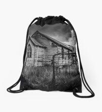 Tarnagulla Church Drawstring Bag