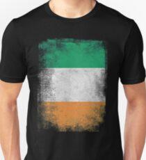 Ireland Flag Proud Irish Vintage Distressed Unisex T-Shirt