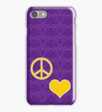 Golden Heart Part 1 iPhone Case/Skin