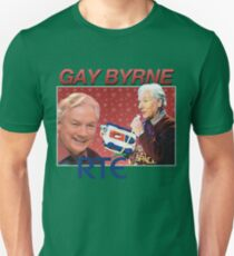 Retro Gay Byrne - Late Late Toy Show - RTE - 1990s T-Shirt