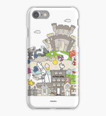 Bamburgh, Northumberland iPhone Case/Skin