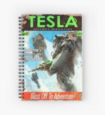 Tomorrow's technology for today's Super Soldiers Spiral Notebook