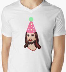 Happy Birthday Jesus Funny Christmas Shirt T-Shirt