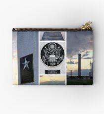 Veterans Memorial Studio Pouch