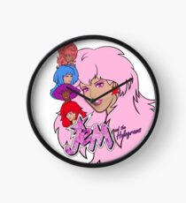 Jem and the Holograms Clock