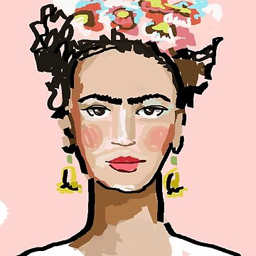 FRIDA KAHLO by NAAY