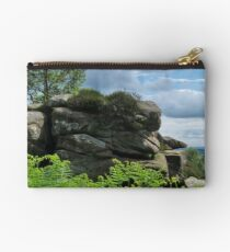 Brimham Rocks and Nidderdale Studio Pouch