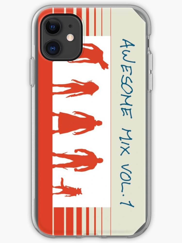 Gamora in Guardians Of The Galaxy Vol 3 iphone case