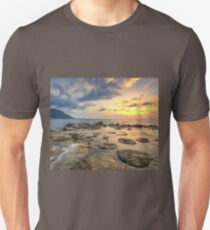 Atmosphere at sunset Unisex T-Shirt