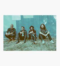 kaleo tour date time 2016 ys2 Photographic Print