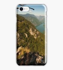 Beautiful Lake and Spectacular Mountains iPhone Case/Skin