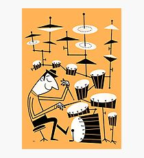 Play that beat Photographic Print