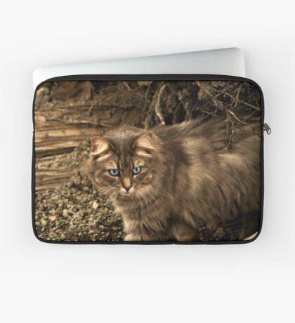 RunAway cat Part 2 Laptop Sleeve