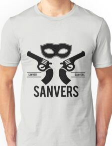 Sanvers Fight Club Unisex T-Shirt