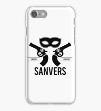 Sanvers Fight Club iPhone Case/Skin