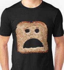 Sad Toast Unisex T-Shirt