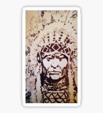 CHEF INDIEN Sticker