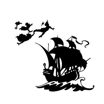 Peter Pan Pirates by BigCrew