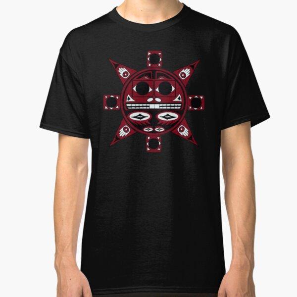 Northwest Indian Beaver Sun Classic T-Shirt