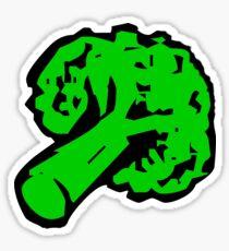 Broccoli Vegetable  Sticker