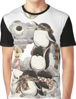 Penguins intrepid Graphic T-Shirt