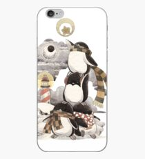 Penguins intrepid iPhone Case