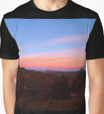 Cripple Creek Sunrise Graphic T-Shirt