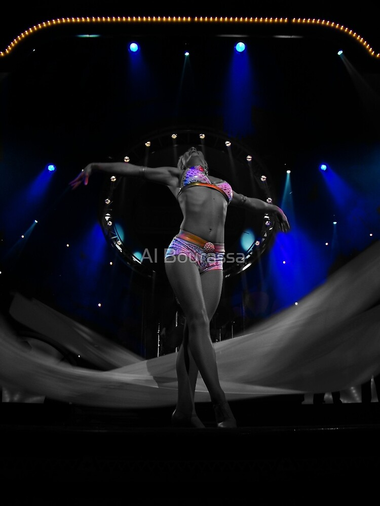Performer I by Al Bourassa