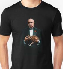 The Godfather's Cat Unisex T-Shirt