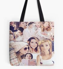Zoe Sugg - Zoella Collage Tote Bag