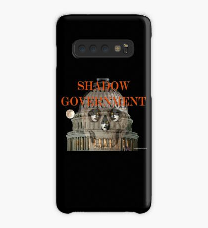 Shadow Government Case/Skin for Samsung Galaxy