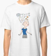 Creative Minds - Original Artwork by Eden Reynolds Classic T-Shirt