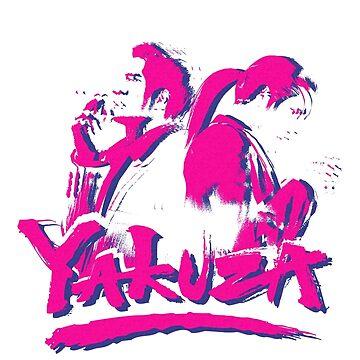 Neon Yakuza by Deekman