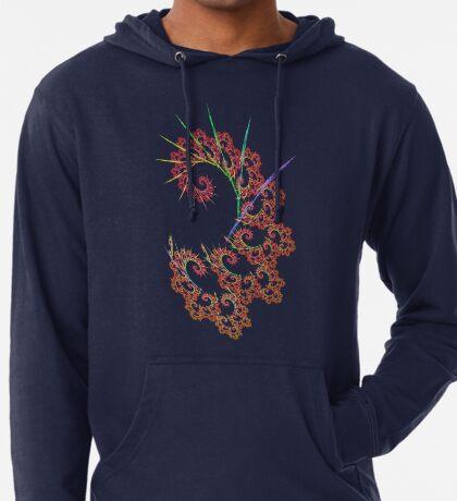 Dangerous #fractal art Lightweight Hoodie