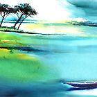 «Laguna Azul» de Anil Nene